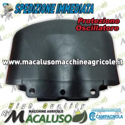 Protezione oscillatore abbacchiatori pneumatici Campagnola metal top colibrì coperchio nero 0132.0334