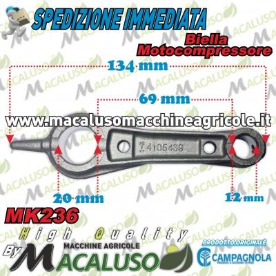Biella per compressore MK236 Hobby Kit Campagnola air 4105439 000119
