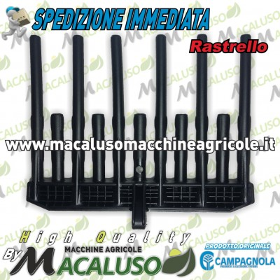 Rastrello campagnola abbacchiatore Stihl SP85 pettine 0193 0108