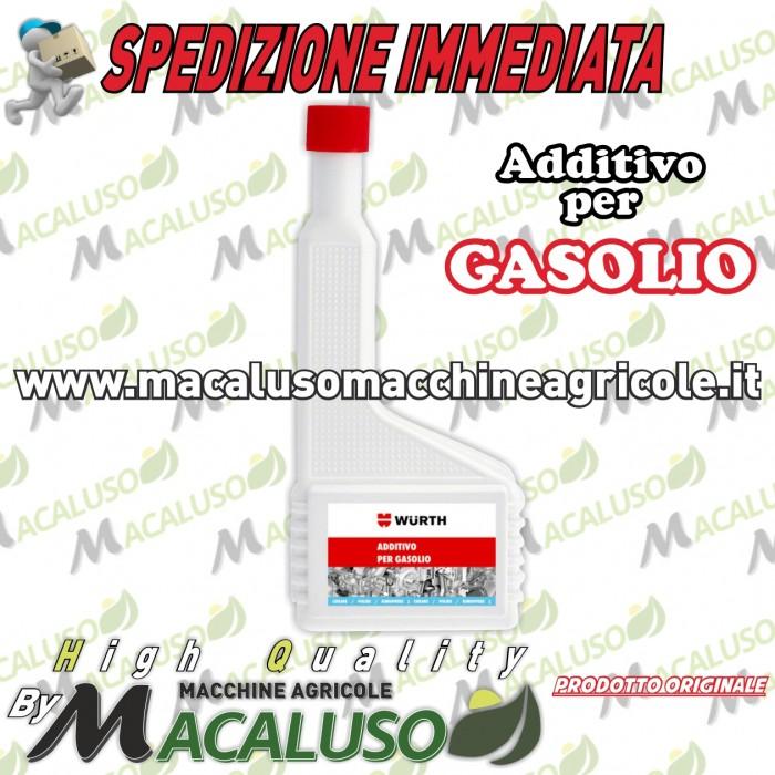 Additivo Wurth 200 ml per motore diesel, gasolio art.0893 521 200