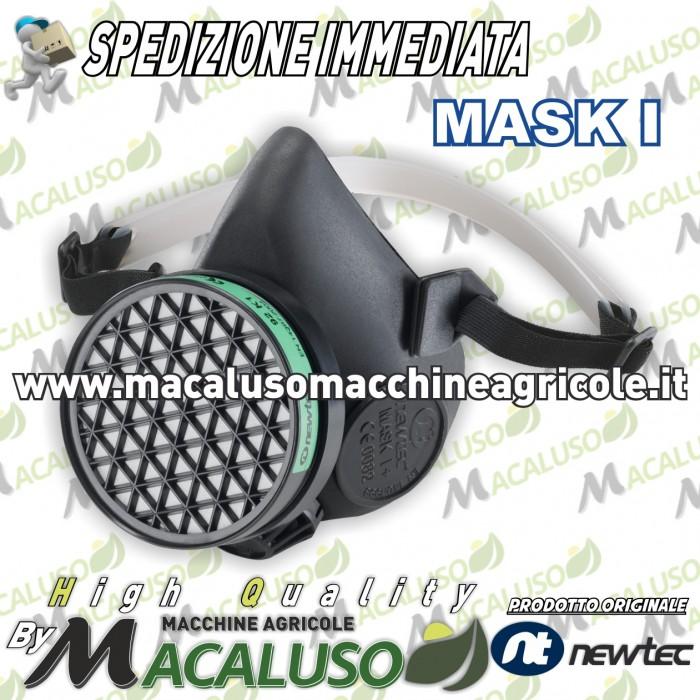 semi maschera filtrante antipolvere