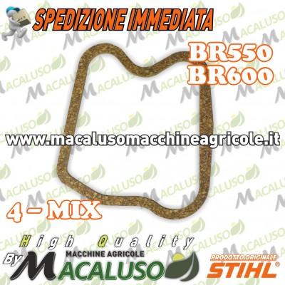 Guarnizione coperchio punterie soffiatore BR500 BR550 BR600 BR700 Stihl 4-MIX 42820290500