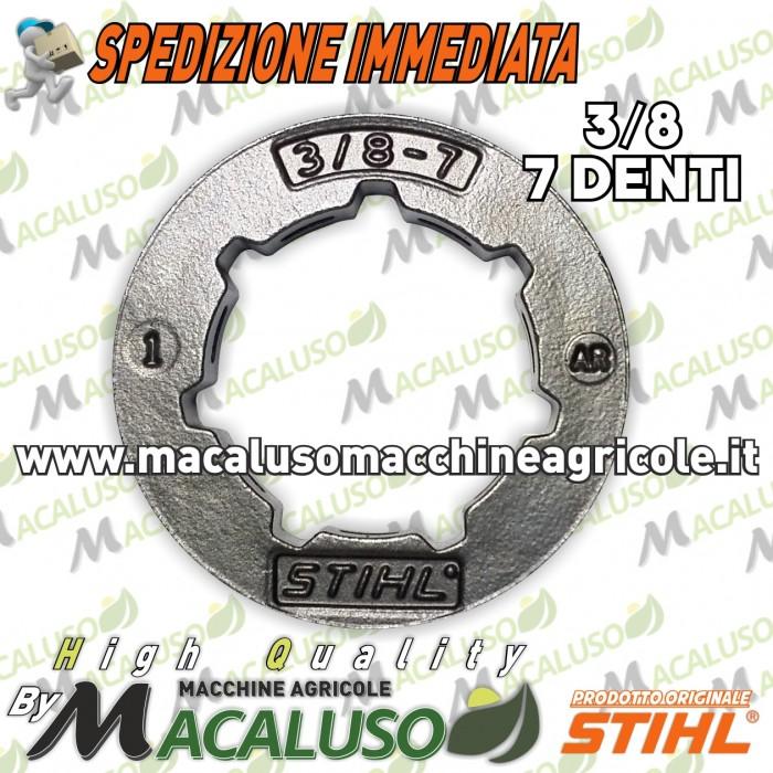 Haishine Pignone per Frizione Pignone per Ruota dentata 404 8T Stihl 064 066 070 090 MS660 Ricambi per motoseghe