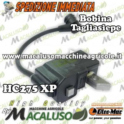 Bobina elettronica tagliasiepi Oleomac HC275XP Efco TG2600XP modulo accensione