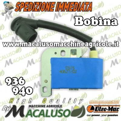 Bobina Motosega Oleomac 936 940 940C Efco 136 136S 140 140S modulo accensione Emak