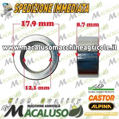 Collare ghiera testina decespugliatore Alpina Castor VIP25 VIP30 TURBO 25 30 boccola