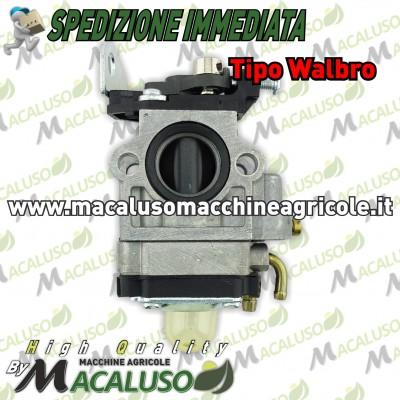 Carburatore tipo Walbro H1196a decespugliatore Kasei 43 52 cc 1E40F-5A.8C