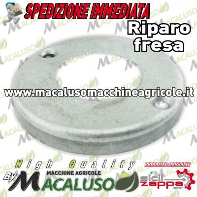 Disco riparo fresa x motozappa Sicilzappa protezione parapolvere k72 k73 k83 k94