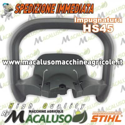 Impugnatura tubolare tagliasiepe Stihl HS45 HS45 2mix protezione mano rool bar 42287910101