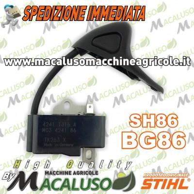 Bobina per soffiatore e aspiratore BG 86