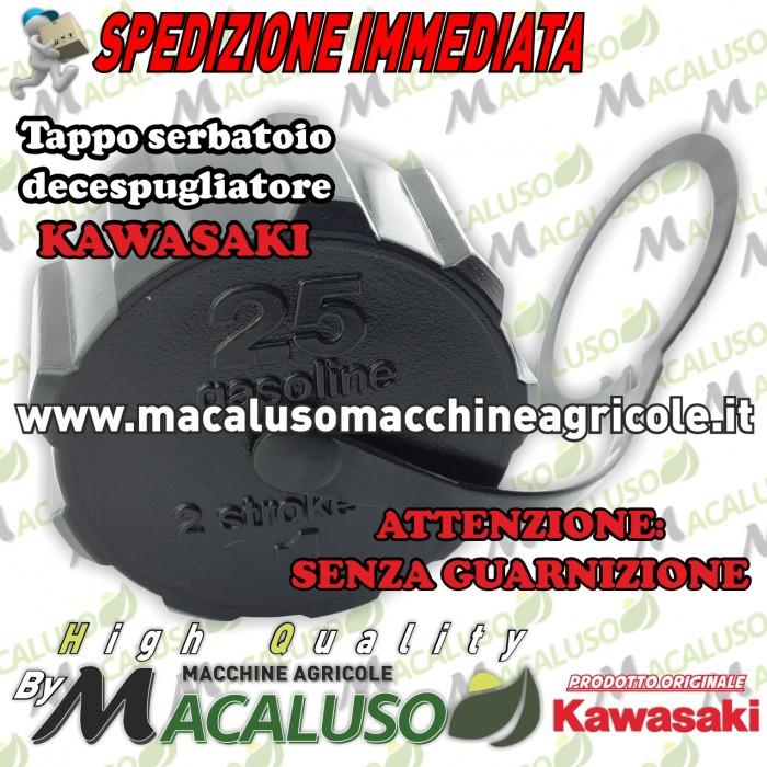 Tappo serbatoio decespugliatore Kawasaki TD TG TH TJ miscela 510482077 -  Macaluso Macchine Agricole