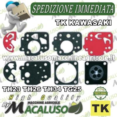 Serie membrane Kawasaki TH23 26 35 TG25