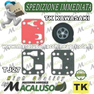 Serie membrane TK x Maruyama Robin Makita Kawasaki