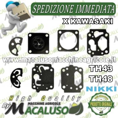 Serie membrane Nikki per TH43 48