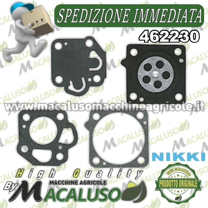 Kit Membrana adattabile carburatore Nikki