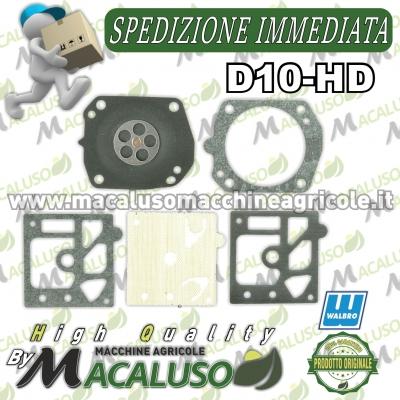 Serie membrane Walbro D10-HD Originali