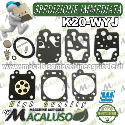 Serie membrane con spillo Walbro K20-WYJ Originali