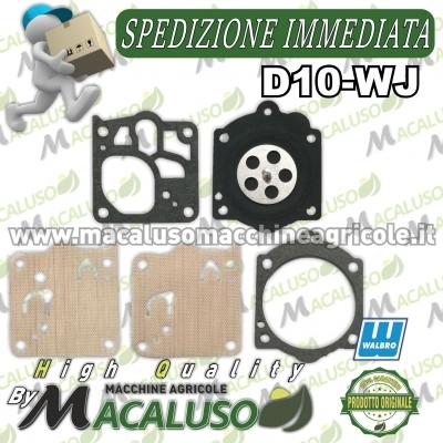 Serie membrane Walbro D10-WJ Originali
