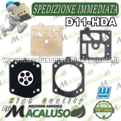 Serie membrane Walbro D11-HDA Originali