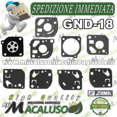 Serie membrane Zama GND-18 Originali