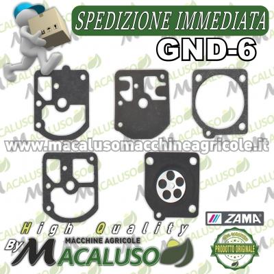 Serie membrane Zama GND-6 Originali