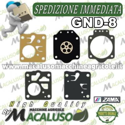 Serie membrane Zama GND-8 Originali