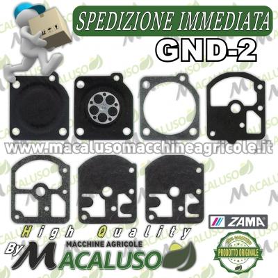 Serie membrane Zama GND-2 Originali