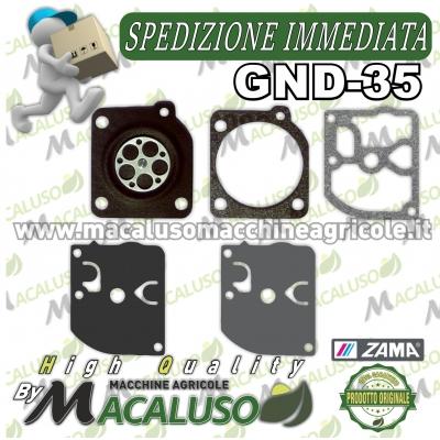 Serie membrane Zama GND-35 Originali
