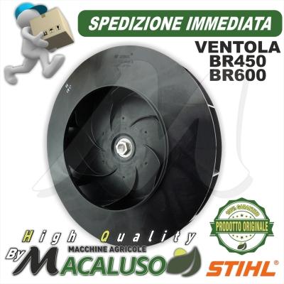 Ventola soffiatore Stihl BR450 BR600 soffiante turbina 42827003406