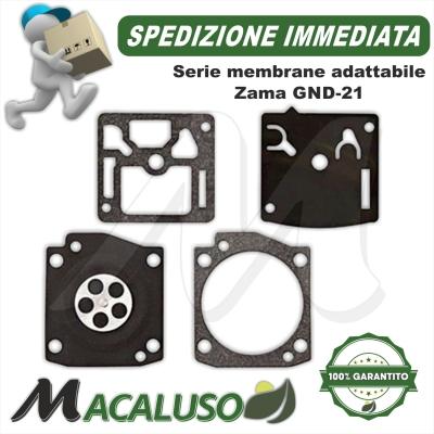 Serie membrane Zama GND-21 Originali