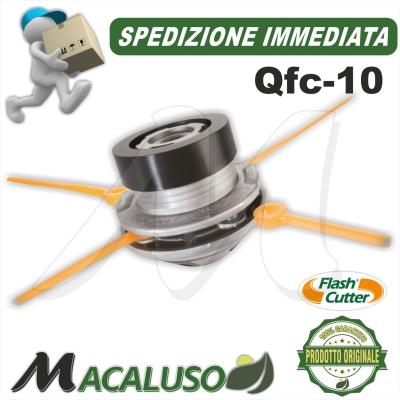 Testina taglia erba decespugliatore Flash Cutter Qfc10 univerale stihl husqvarna echo