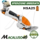Tagliabordi rifinitore Stihl HSA25 tagliasiepi prato forbici batteria ioni di litio 45150113500