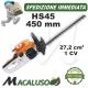 Tosasiepi Stihl HS45 con taglio da cm.45 (vedi migliori dettagli)