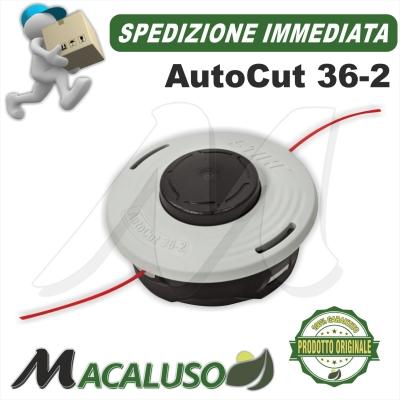Testina portafilo Stihl AutoCut 36-2 batti e vai decespugliatore Auto Cut 30-2 40027102170