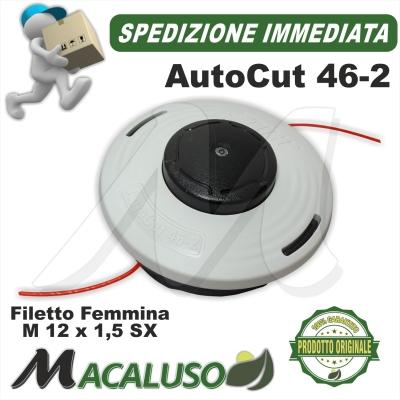 Testina portafilo Stihl AutoCut 46-2 batti e vai decespugliatore Auto Cut 40-2 40037102115