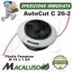 Testina portafilo Stihl AutoCut C 25-2 batti e vai 40027102137 decespugliatore