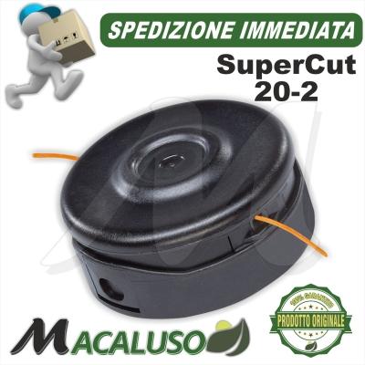Testina portafilo Stihl SuperCut 20-2 regolazione automatica decespugliatore Super Cut 40027102162