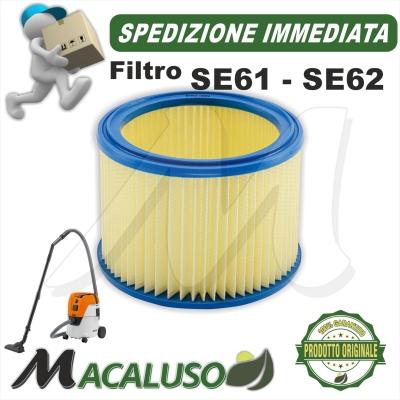 Filtro per aspirapolvere Stihl SE61 - 61E art.47097035900