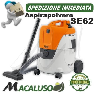 Aspirapolvere Stihl SE61 (vedi migliori dettagli)