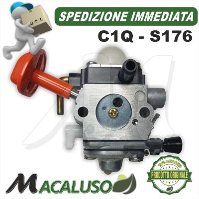 Carburatore C1Q - S176 decespugliatore Stihl FS310 KM130 BT130 41801200613