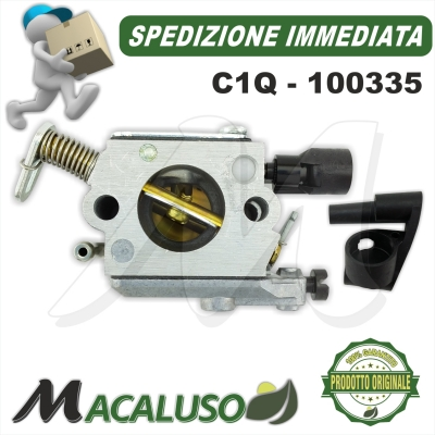 Carburatore per motosega Stihl C1Q-S585D MS250 T (vedi migliori dettagli)