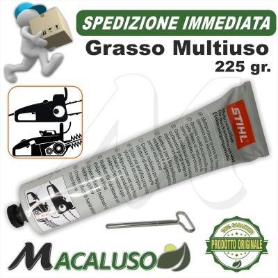 Grasso multiuso ingranaggi elettrosega tagliasiepe Stihl Multilub 225g 07811201110
