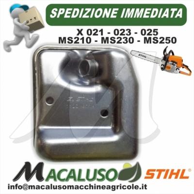 Marmitta per motosega Stihl MS 230-250