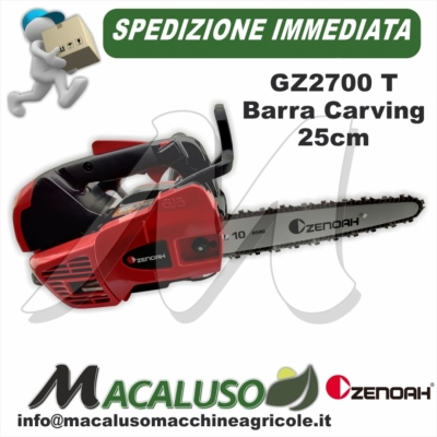 Motosega Jonsered CS 2125 TC con barra carving cm.25 JOM2125TC