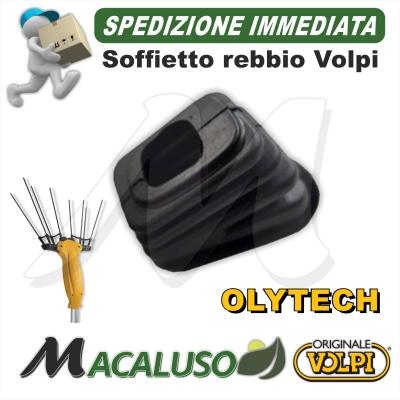 Soffietto gommino antivibrante rebbio abbacchiatore Volpi Olytech 405 505 605 405106
