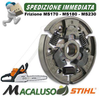 Frizione completa per motosega Stihl MS170 MS180 art.11231602050