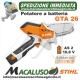 Potatore Stihl GTA 26 seghetto taglia rami rifinitore batteria litio GTA26